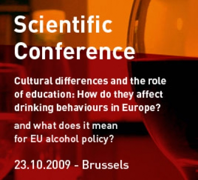 23.10.2009 - Scientific Conference - Brussels